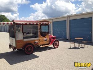 1915 Ford All-purpose Food Truck Awning Ohio Gas Engine for Sale