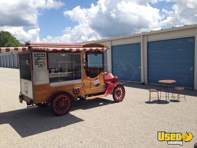 1915 Ford All-purpose Food Truck Awning Ohio Gas Engine for Sale - 2
