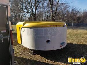 1949 Pop Up Street Food Trailer Concession Trailer Refrigerator Connecticut for Sale