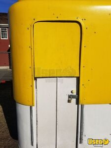 1949 Pop Up Street Food Trailer Concession Trailer Warming Cabinet Connecticut for Sale