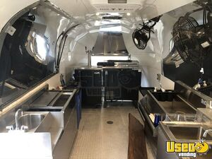 1955 Flying Cloud Whale Tail Beverage Concession Trailer Beverage - Coffee Trailer 34 Oklahoma for Sale