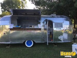 1955 Flying Cloud Whale Tail Beverage Concession Trailer Beverage - Coffee Trailer Concession Window Oklahoma for Sale