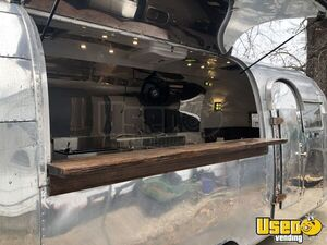 1955 Flying Cloud Whale Tail Beverage Concession Trailer Beverage - Coffee Trailer Exterior Lighting Oklahoma for Sale