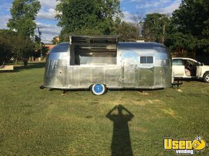 1955 Flying Cloud Whale Tail Beverage Concession Trailer Beverage - Coffee Trailer Generator Oklahoma for Sale