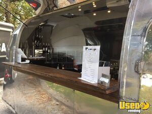 1955 Flying Cloud Whale Tail Beverage Concession Trailer Beverage - Coffee Trailer Hand-washing Sink Oklahoma for Sale