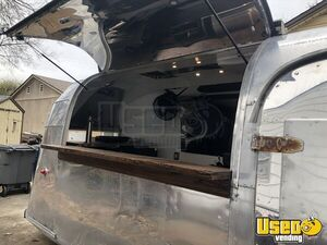 1955 Flying Cloud Whale Tail Beverage Concession Trailer Beverage - Coffee Trailer Pos System Oklahoma for Sale