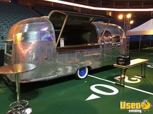 1955 Flying Cloud Whale Tail Beverage Concession Trailer Beverage - Coffee Trailer Propane Tank Oklahoma for Sale