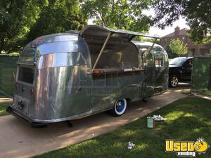 1955 Flying Cloud Whale Tail Beverage Concession Trailer Beverage - Coffee Trailer Shore Power Cord Oklahoma for Sale