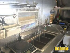 1955 Food Concession Trailer Concession Trailer Deep Freezer Utah for Sale