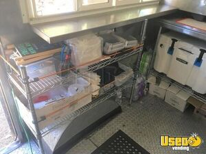 1955 Food Concession Trailer Concession Trailer Hand-washing Sink Utah for Sale