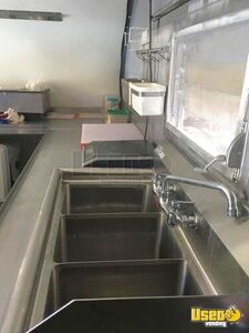 1955 Food Concession Trailer Concession Trailer Hot Water Heater Utah for Sale