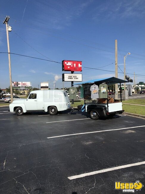1955 Ford F 100 Panel Other Mobile Business Florida for Sale