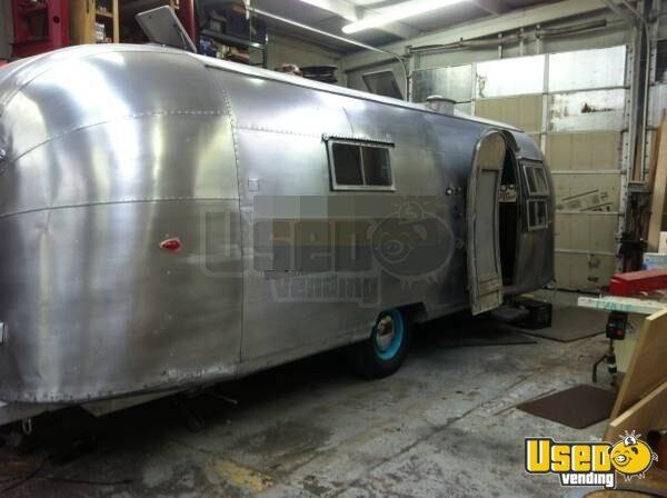 Airstream Overlander Kitchen Trailer For Sale In Oklahoma