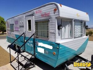 Vintage 1960 - 8' x 24' Mobile Boutique Fashion Trailer for Sale in Arizona!!!