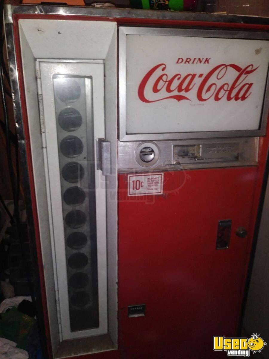 1960 Vintage Vendo Coke Vending Machine For Sale In Louisiana