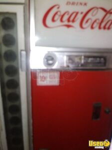 1960 Vendo Co Vendo Soda Machine 2 Louisiana for Sale