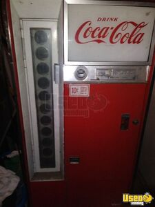 1960 Vendo Co Vendo Soda Machine 3 Louisiana for Sale