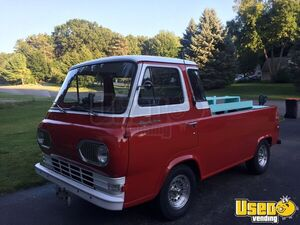 1962 Econoline Other Mobile Business Awning Michigan Gas Engine for Sale