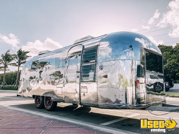 1963 Airstream Overlander Mobile Boutique Trailer Florida for Sale