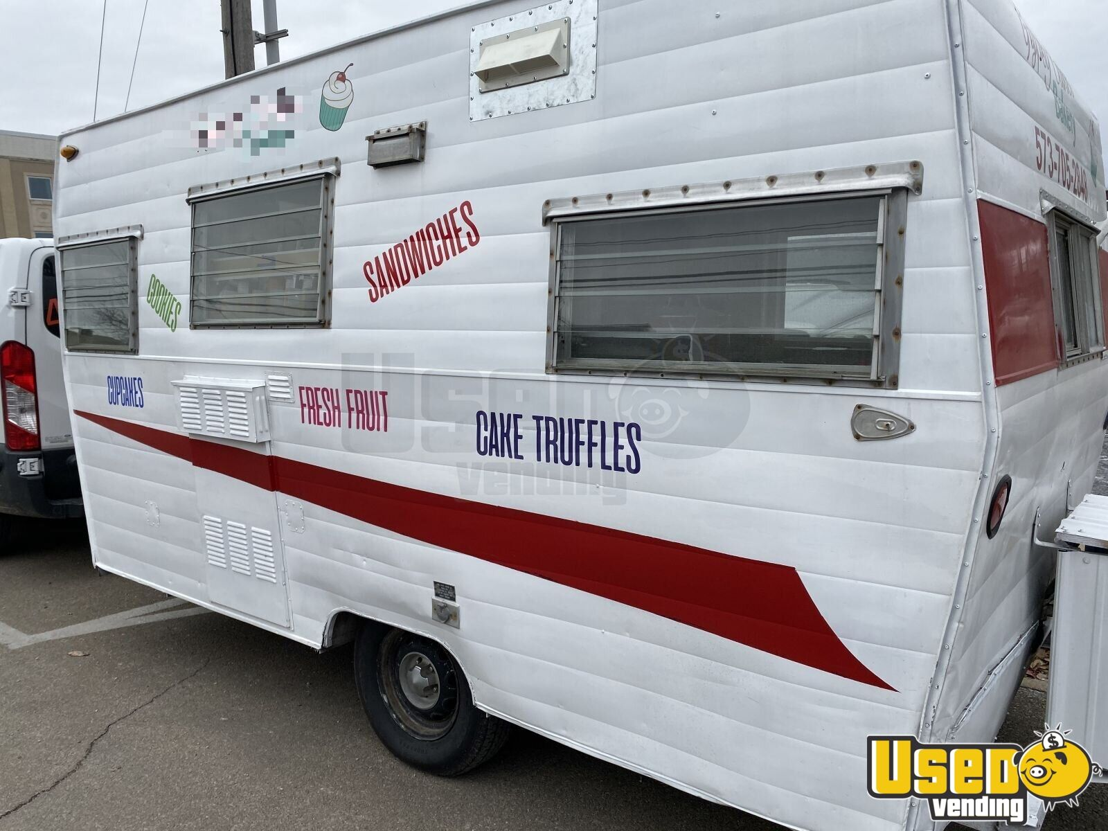 1964 Shasta Bakery Trailer Air Conditioning Missouri for Sale - 2