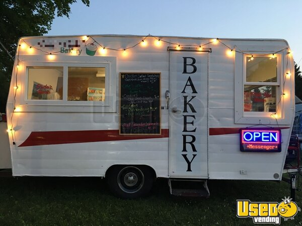 1964 Shasta Bakery Trailer Missouri for Sale