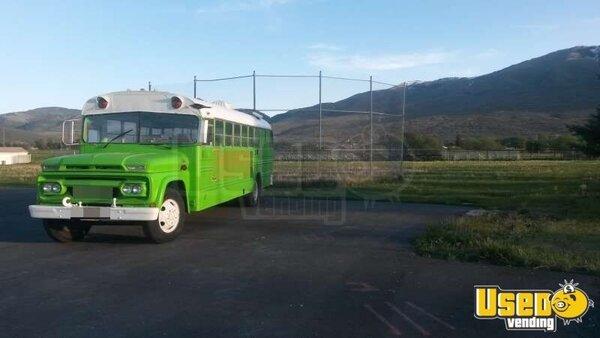 Used Food Truck Utah