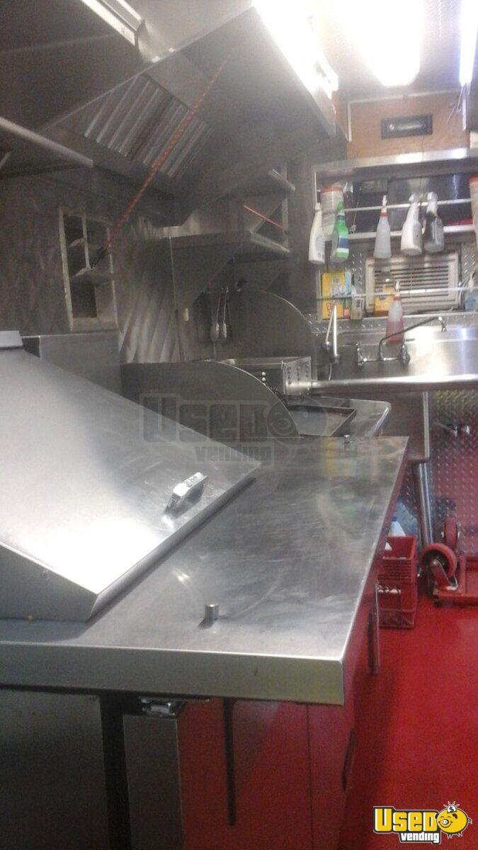 Limos For Sale >> Vintage Fire Engine Food Truck | Mobile Kitchen for Sale in North Carolina