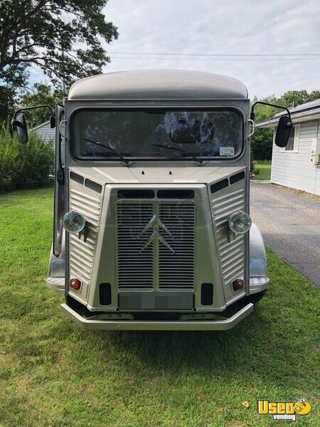1968 Citroen Hy Van Other Mobile Business 8 New York Gas Engine for Sale - 8
