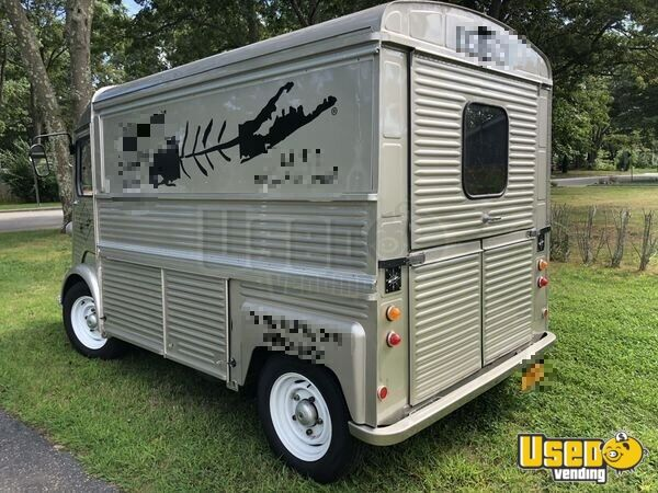 1968 Citroen Hy Van Other Mobile Business Backup Camera New York Gas Engine for Sale - 5