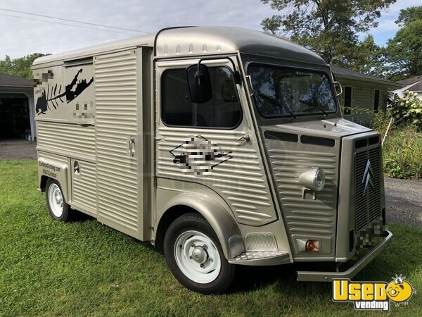 1968 Citroen Hy Van Other Mobile Business Concession Window New York Gas Engine for Sale - 2