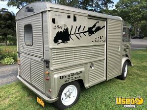 1968 Citroen Hy Van Other Mobile Business Exterior Customer Counter New York Gas Engine for Sale