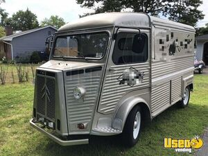 Vintage 1968 Citroen Mobile Retail Marketing Truck for Sale in New York!
