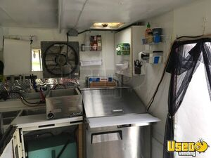 1969 All-purpose Food Trailer Prep Station Cooler Georgia for Sale