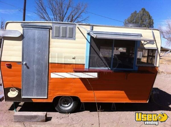 Texas Truck Works >> Vintage Concession Trailer - 14' Concession Trailer - Food Vending Trailer