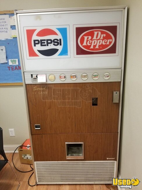 1969 Vendolator Model Vf246 Vendo Soda Machine Colorado for Sale