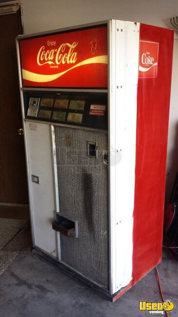 Vintage Coke Machine Antique Vending Machine For Sale In