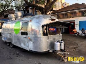 1971 Airstream All-purpose Food Trailer Concession Window Louisiana for Sale