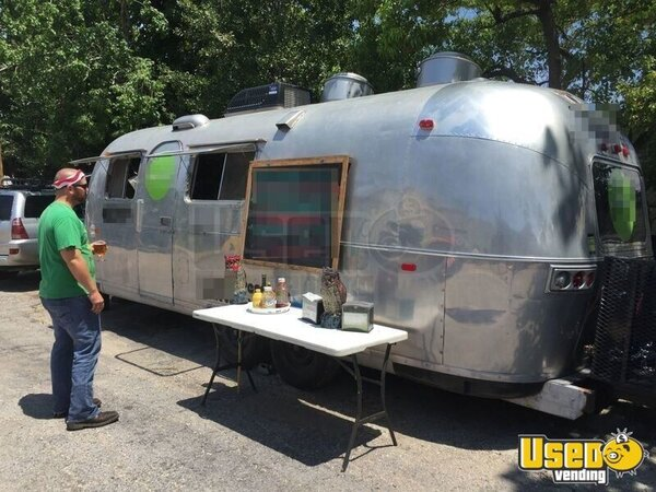 1971 Airstream All-purpose Food Trailer Louisiana for Sale