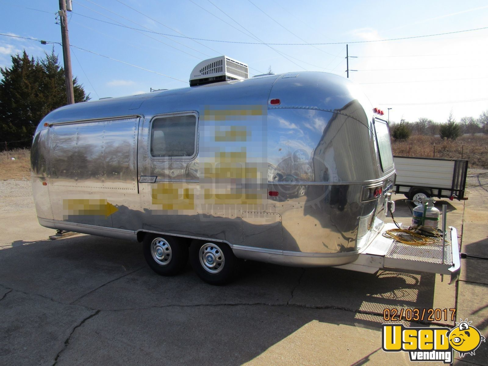 23 Airstream Coffee Concession Trailer For Sale In Oklahoma