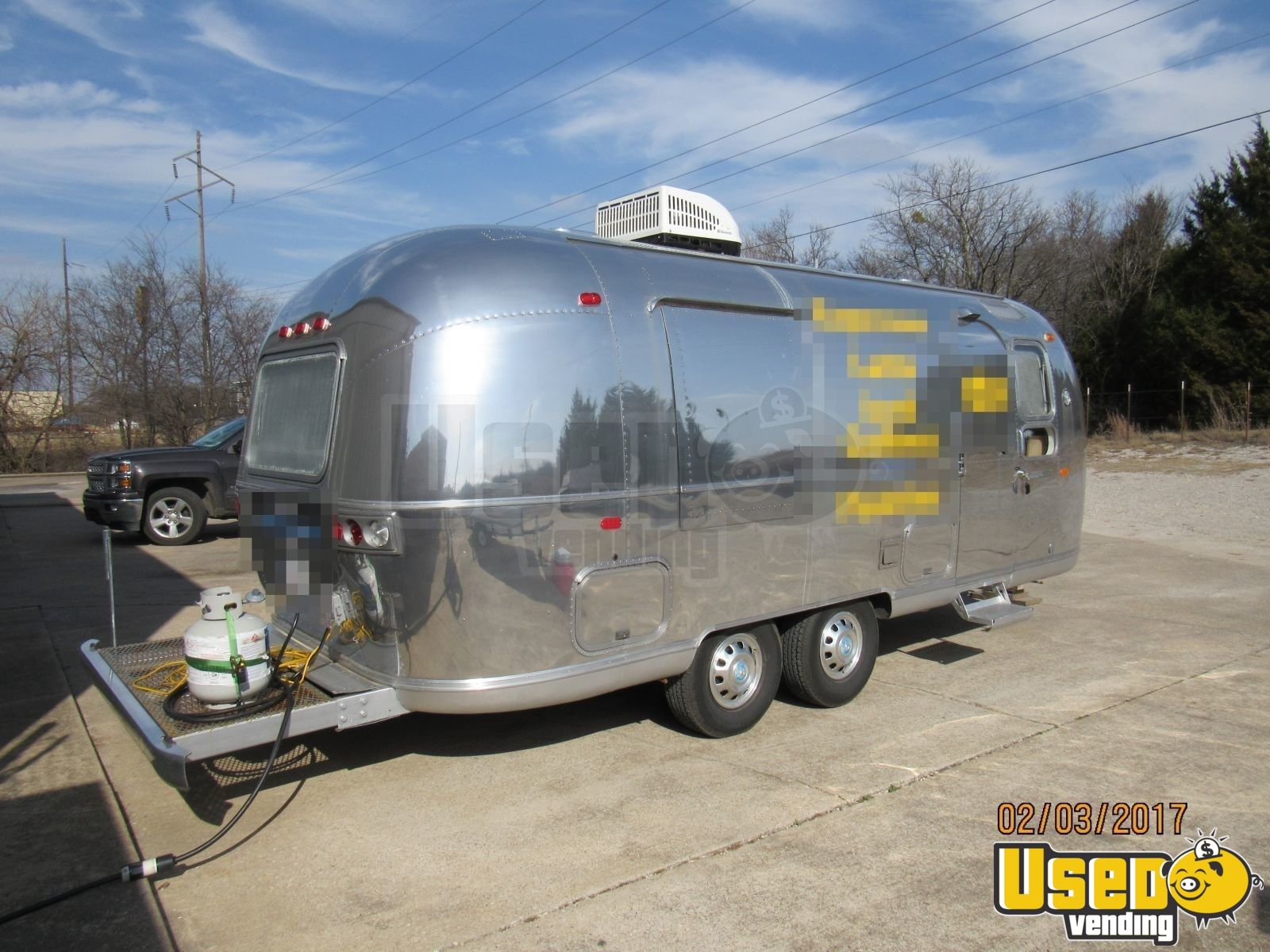 Used Food Trucks For Sale Airstream