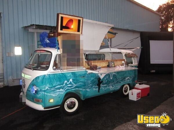 Lunch Truck For Sale >> Vw Lunch Truck Van For Sale In Florida