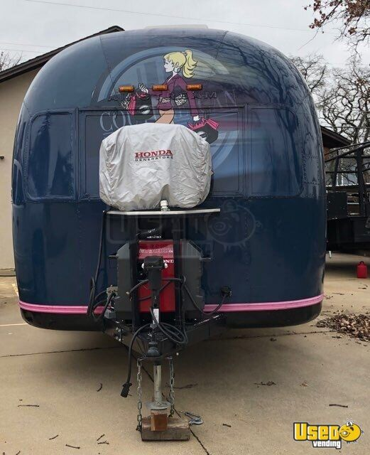 1972 31 Ft Airstream Mobile Boutique Trailer Spare Tire Texas for Sale - 3