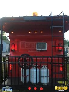 1972 Vintage Food Truck All-purpose Food Truck Cabinets Pennsylvania Gas Engine for Sale