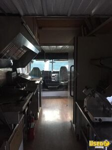 1972 Vintage Food Truck All-purpose Food Truck Exterior Customer Counter Pennsylvania Gas Engine for Sale
