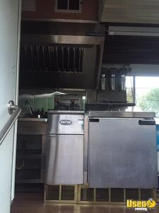 1972 Vintage Food Truck All-purpose Food Truck Slide-top Cooler Pennsylvania Gas Engine for Sale