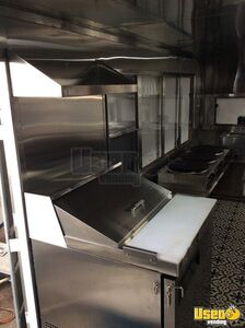 1973 Camper Kitchen Food Concession Trailer Kitchen Food Trailer Exterior Lighting Arizona for Sale