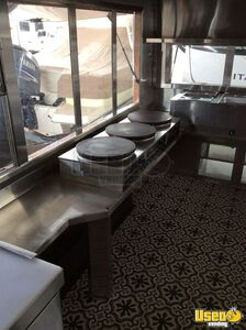 1973 Camper Kitchen Food Concession Trailer Kitchen Food Trailer Interior Lighting Arizona for Sale