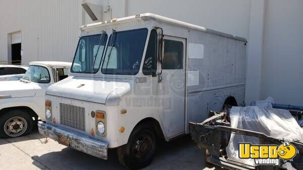1973 Chevy P20 Stepvan California for Sale