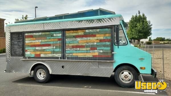 used food truck food truck for sale in washington. Black Bedroom Furniture Sets. Home Design Ideas