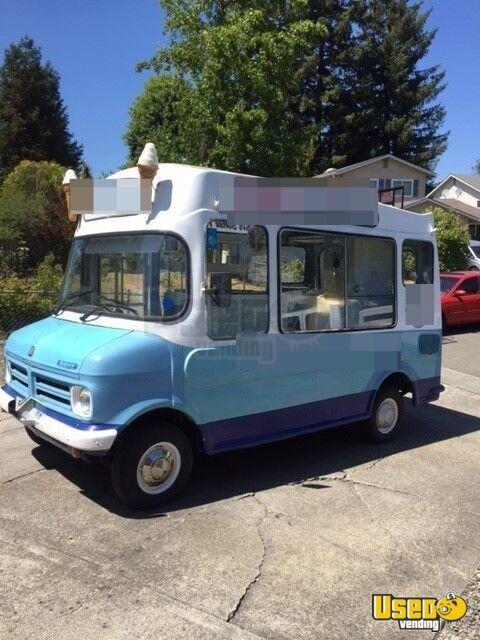 bedford ice cream truck for sale in california. Black Bedroom Furniture Sets. Home Design Ideas